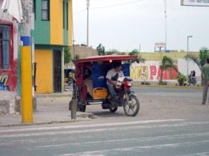 Táxi de Chiclayo, Peru