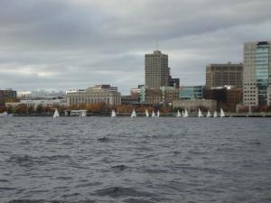 As águas de Boston