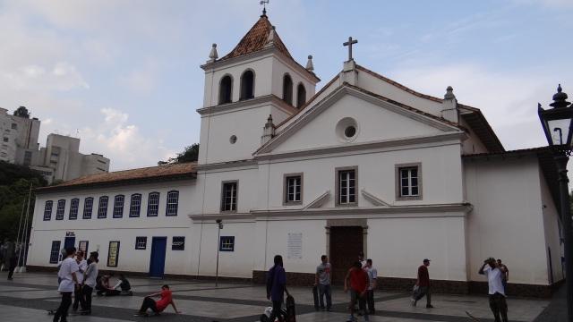 Pateo do Colegio (foto de Gabriela Rangel)